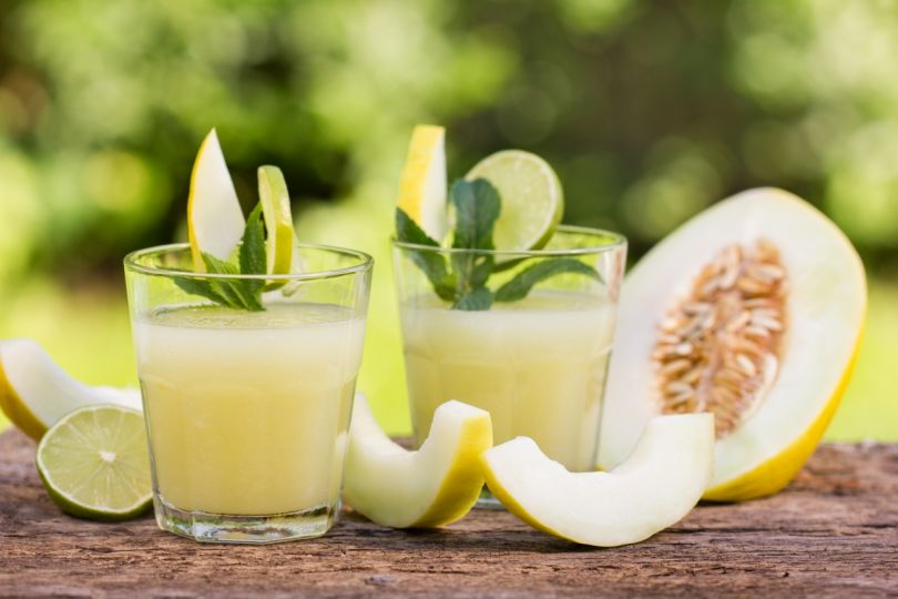 Suco-de-Melão-com-Limão-simples-facil-rapido-gostoso