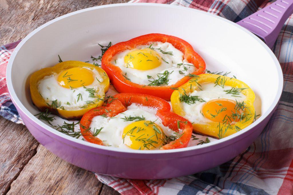 confira as melhores receitas faceis e rapidas de ovos.