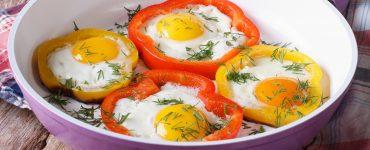 receitas deliciosas de ovos para fazer no almoço, jantar